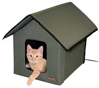 K Y H Productos Para Mascotas Outdoor Kitty House Climatizad