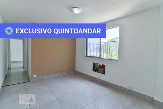 Apartamento No 13º Andar Com 2 Dormitórios E 2 Garagens - Id: 892971993 - 271993