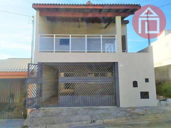 Casa Com 3 Dormitórios À Venda, 164 M² Por R$ 450.000,00 - Residencial Quinta Dos Vinhedos - Bragança Paulista/sp - Ca2648