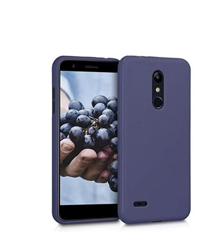 Imagen 1 de 4 de Protector Tpu Impacto + Vidrio Templado LG K11 Plus Case