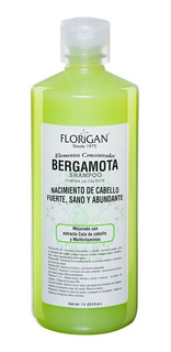 2 Shampoo De Bergamota 1 Lt. Cada Uno, Florigan.