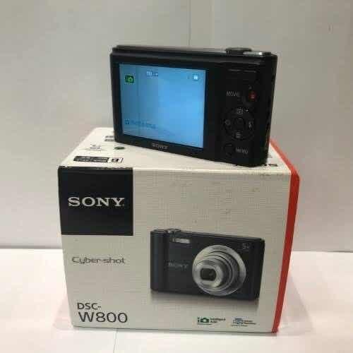 Câmera Sony W800 Cyber Shot