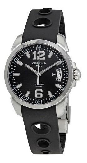 Reloj Certina Swiss Made Hombre Safiro