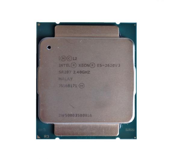 Processador Intel Xeon E5-2620 V3 Cache 6-core 15m 2.40 Ghz