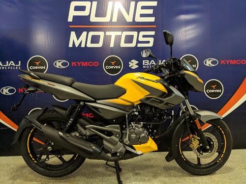 Bajaj Rouser Ns 125 2021 0km Ahora18 Pune Motos Cg Titan Ybr