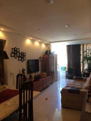 Apartamento Em Vital Brasil, Niterói/rj De 72m² 2 Quartos À Venda Por R$ 475.000,00 - Ap198497