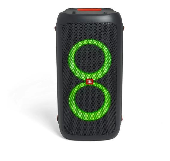 Caixa De Som Bluetooth Jbl Partybox 100 - 160w Rms