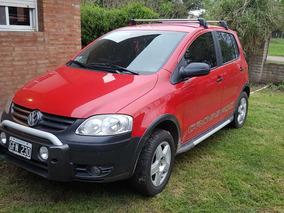 Volkswagen Crossfox 1.6 Año 2007