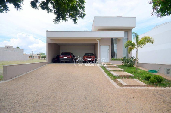 Casa Com 3 Dormitórios À Venda, 150 M² Por R$ 690.000,00 - Condomínio Campos Do Conde Ii - Paulínia/sp - Ca1984