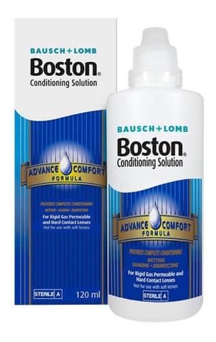 Imagen 1 de 2 de Liquido Boston Advance Acondicionador Lentes Rigidas Bausch
