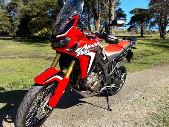 Honda Crf 1000 Africa Twin