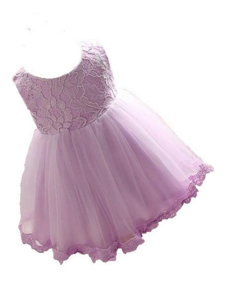 Vestido Festa Infantil Princesa Aniversario Mega Promoção
