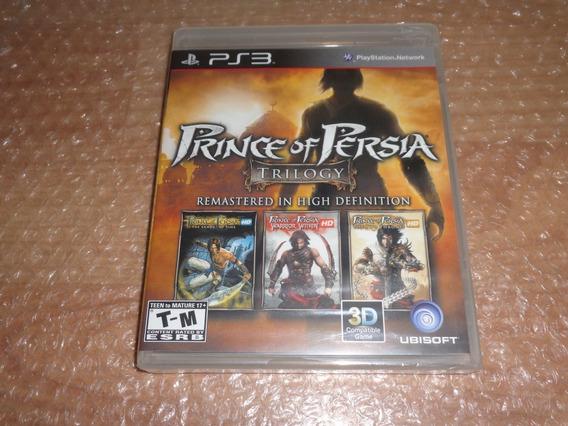 Prince Of Persia Trilogy - Ps3 - Lacrado De Fábrica