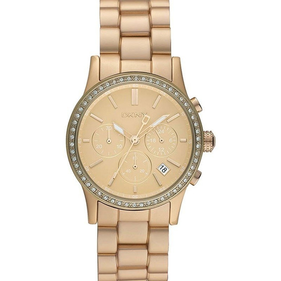 Relógio Dkny Feminino Cronógrafo Ny8364