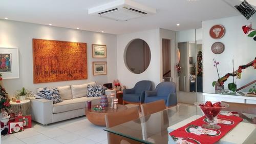 Imagem 1 de 21 de Casa, Patamares, 170m², Nascente, Decorado R$800.000,00 - Ca00089