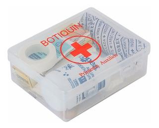 Botiquín Primeros Auxilios Modelo P10 Apto Vtv Ruta 10 Items