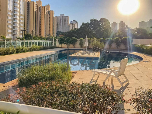 Ótimo Apartamento Com 2 Quartos Sendo 2 Suítes, Lavabo E 2 Vagas À Venda Em Condomínio, 94 M² Por R$ 864.000 - Mansões Santo Antônio - Campinas/sp - Ap3537