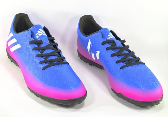Tenis adidas Fútbol Rápido Messi X 16.4 Tf Envío Gratis Full