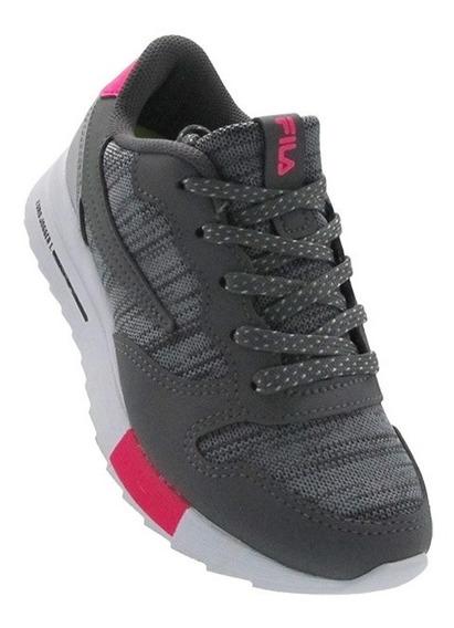 Zapatillas Fila Niño Euro Jogger Sport Kid ( 802723 )