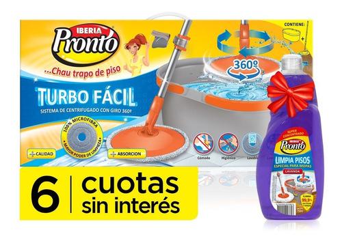 Iberia Pronto® Turbo Fácil Sistema De Limpieza C/ Escurrido