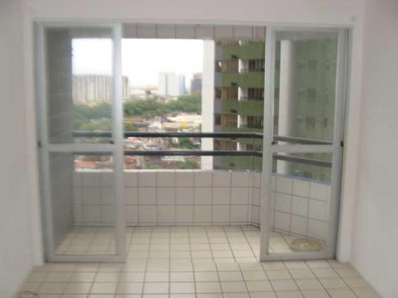 Apartamento Em Boa Viagem, Recife/pe De 75m² 2 Quartos Para Locação R$ 1.200,00/mes - Ap374701