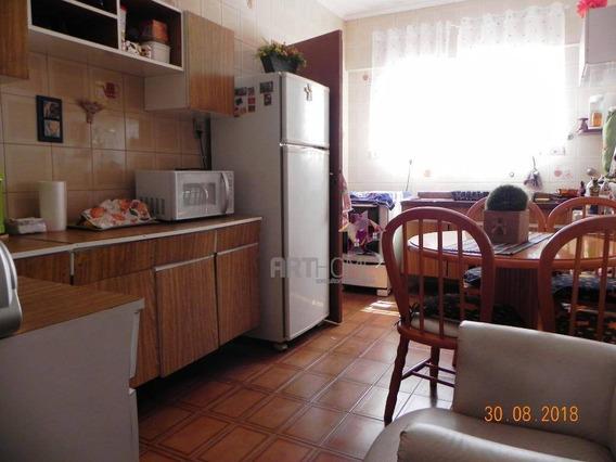 Apto 2 Dorm, 2 Wc, 1 Vaga, Vila Caminho Do Mar, Sbc - Ap1278