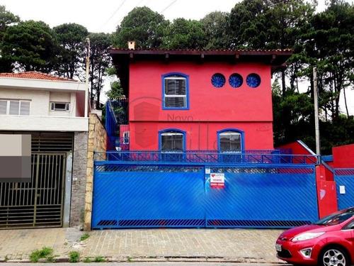 Imagem 1 de 15 de Sobrado - Jardim Analia Franco - Ref: 4823 - V-4823
