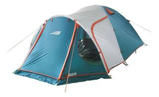 Barraca Camping Para 4/5 Pessoas Nautika 1525 Costura Selada