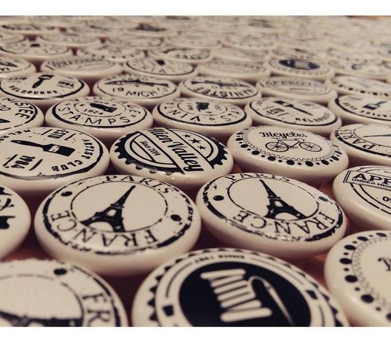Tirador Manija Mueble Placard Cajon Ceramica Vintage Varios