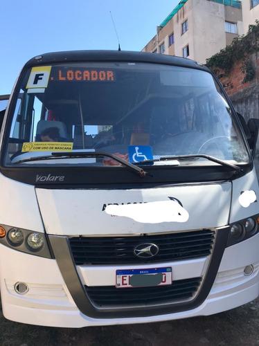 Imagem 1 de 13 de Marcopolo  Volare W9