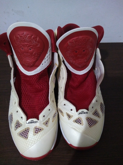 Zapatillas Nike Air Max Lebron James Únicas !!