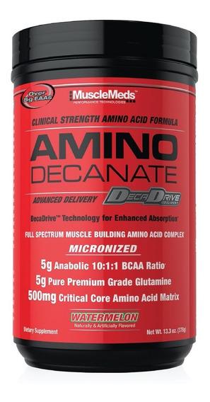 Musclemeds Amino Decanate 30 Servicios Aminoacidos