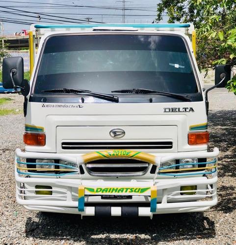 Super Oferta Camion Daihatsu Delta 2010 Cama Cortta 100%full