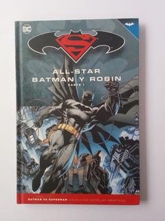 Batman Y Superman N° 01: All-star Batman Y Robin (parte 1)