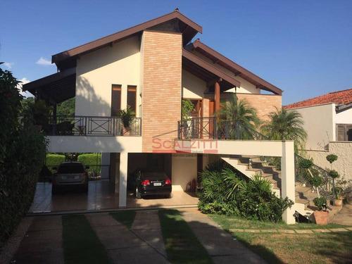 Chácara Com 5 Dormitórios À Venda, 2000 M² Por R$ 1.300.000 - Jardim Bonanza - Tietê/sp - Ch0006