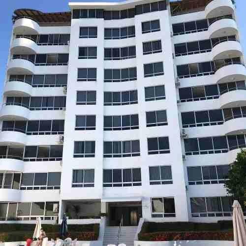 Departamento En Acapulco, Excelente Ubicacion