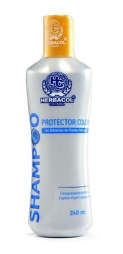 Shampoo Protector Color 240ml Herbacol