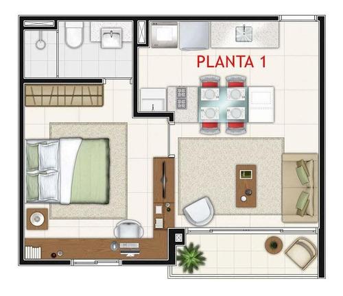 Studio Residencial À Venda, Santana, São Paulo. - St0022