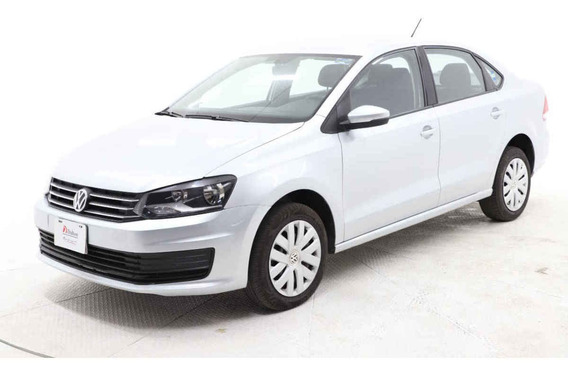 Volkswagen Vento 2018 4p Starline L4/1.6 Aut