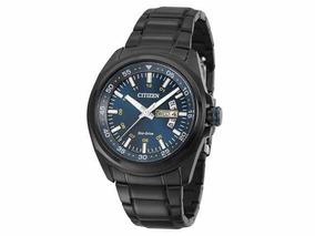 Relógio Masculino Citizen Tz30679a Preto Original