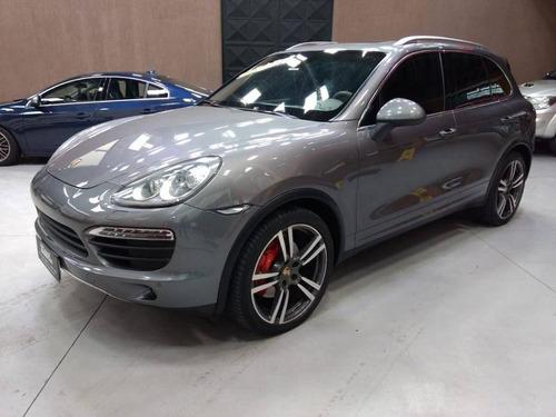 Imagem 1 de 8 de Porsche Cayenne S