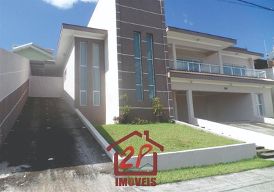 Alto Padrao Em Condominio Fechado - So0190