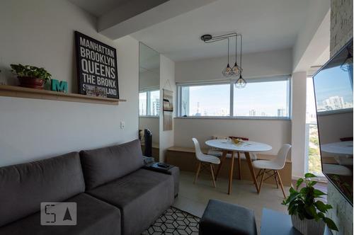 Apartamento Para Aluguel - Brooklin, 1 Quarto,  42 - 893305590