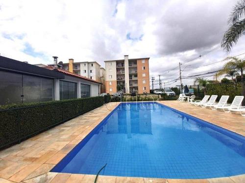 Imagem 1 de 19 de Apartamento Com 3 Dormitórios À Venda, 75 M² Por R$ 245.000,00 - Gleba Califórnia - Piracicaba/sp - Ap4442