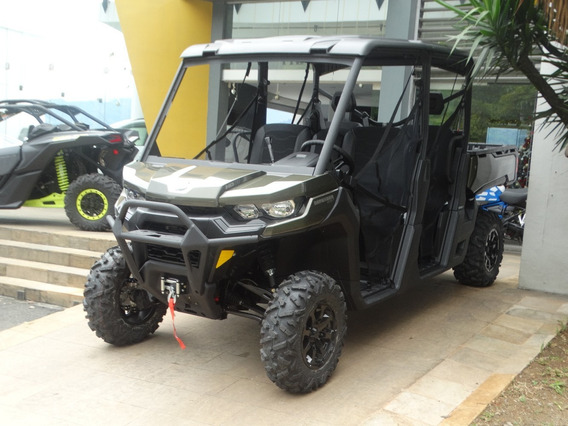 Can Am Defender Max Hd10