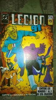 Dc Comics Legion 91