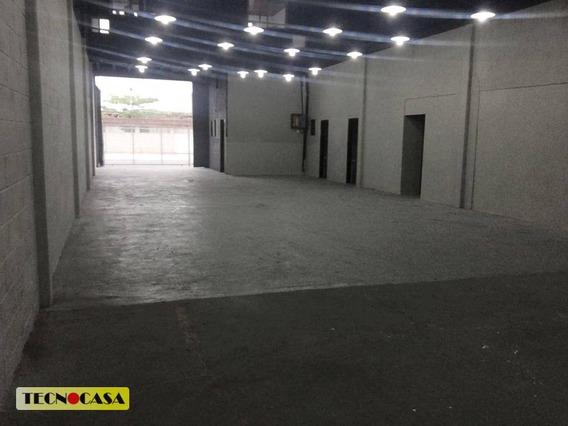 Galpão Para Alugar 300 M², R$4.500 - Ga0007