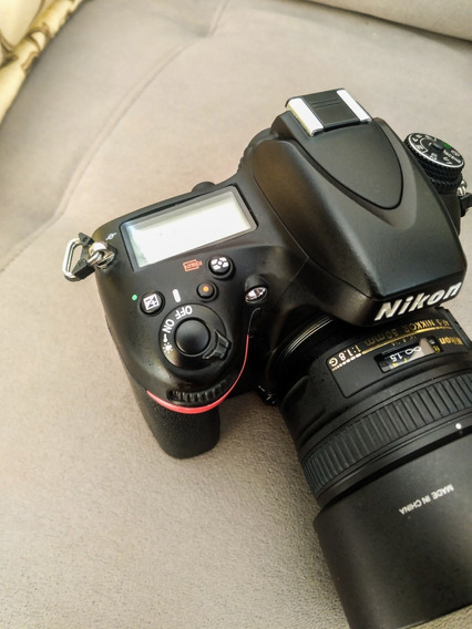 Nikon D610 - Novíssima, Somente 12 Mil Cliques