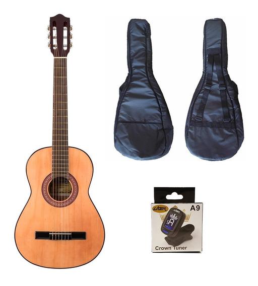Guitarra Criolla Gracia M5 + Funda + Afinador