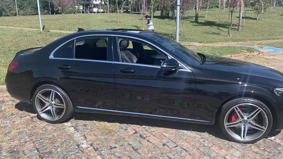 Mercedes-benz Classe C 2.0 Avantgarde Turbo 4p 211 Hp 2017